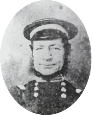 Thomas Charles Byde Rooke - Image: Thomas Charles Byde Rooke, c. 1840s