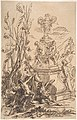 Three Men in a Landscape near Sculptures MET DP807628.jpg