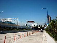 西贡河隧道
