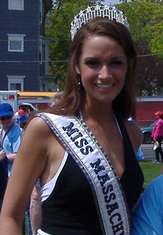 Miss Massachusetts USA - Tiffany Kelly, Miss Massachusetts USA 2006