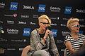 Tijana Dapčević, ESC2014 Meet & Greet 05.jpg