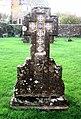Tiled gravestone - Norton sub Hamdon - geograph.org.uk - 1563495.jpg