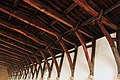 Timber roof, Monks' Dormitory (Chapter Library), Durham Cathedral.jpg