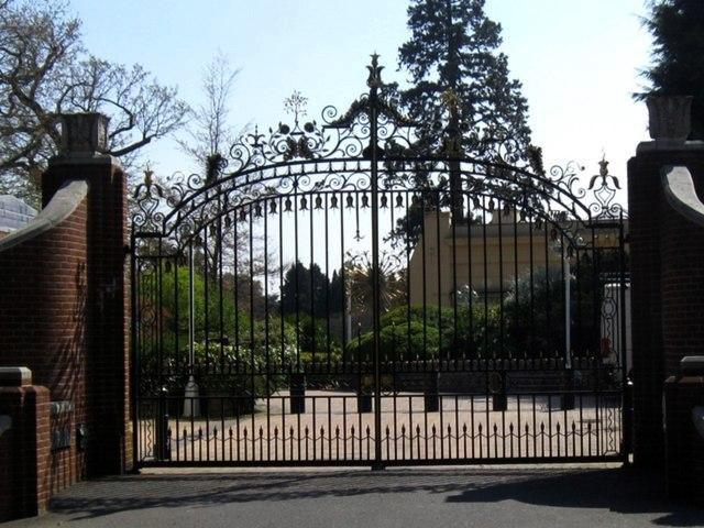 Tittenhurst Park Gates