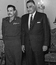 Tlass and Nasser, 1969