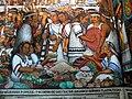 Tlaxcala - Palacio de Gobierno - Indianerhändler.jpg