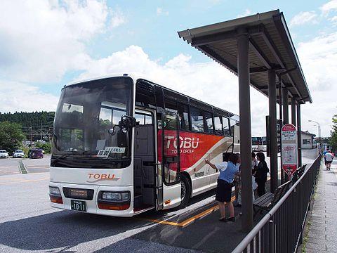 バス 定期 東武