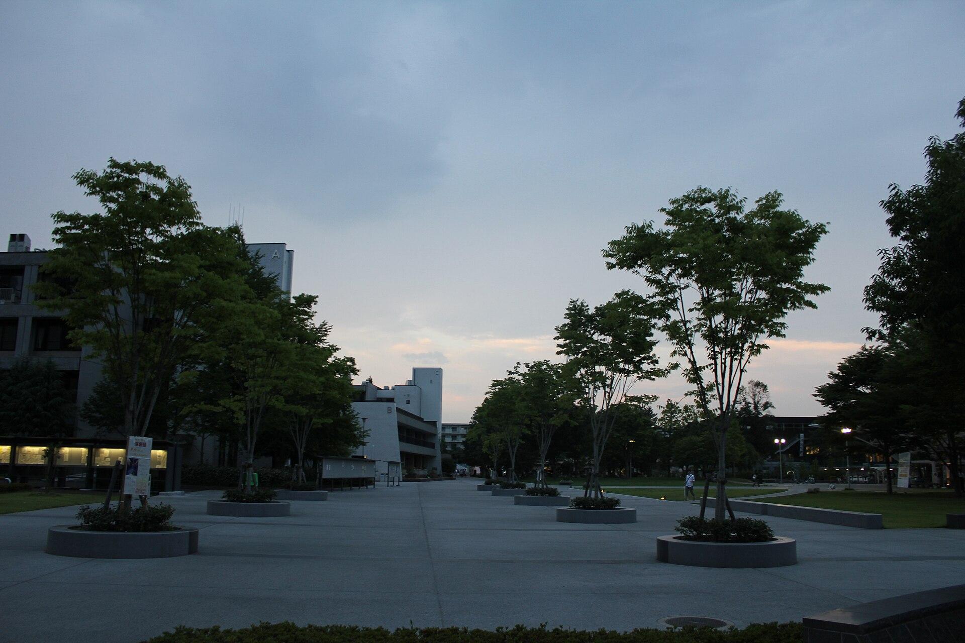 Tohoku University Campus