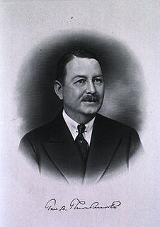 Tom Bentley Throckmorton American neurologist