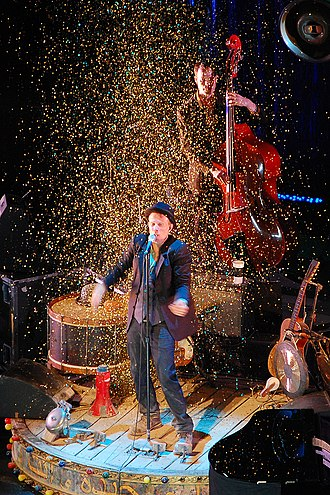 Tom Waits - Tom Waits in Prague in 2008