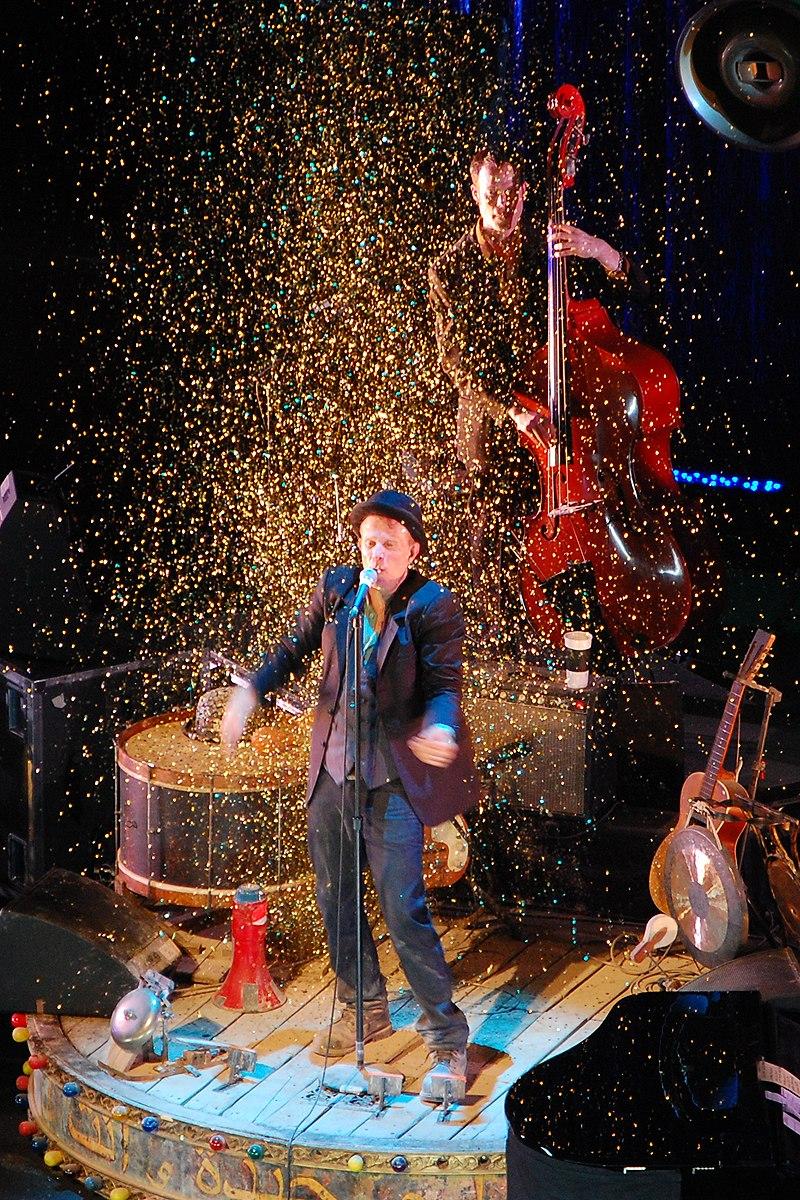 Tom Waits Praha 2008