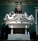 Tomb of Giuliano de' Medici (casting in Pushkin museum) by shakko 02.jpg