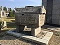 Tomba di Alessandro Viglio al Cimitero di Novara - Fronte.jpg