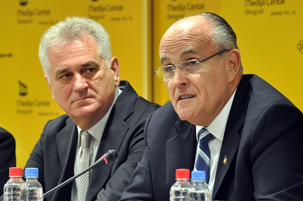 Tomislav Nikolic %26 Rudy Giuliani-mc.rs