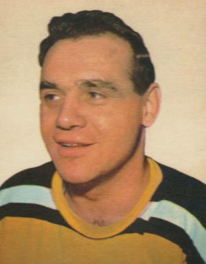 Leo Boivin - Image: Topps 1962 Leo Boivin