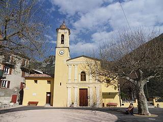 Touët-de-lEscarène Commune in Provence-Alpes-Côte dAzur, France