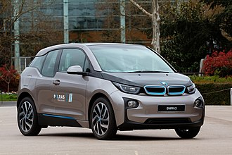 Green Car of the Year - The 2014 BMW i3 was awarded the 2015 Green Car of the Year.