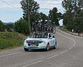 Tour de France 2012 - Véhicule pour échappée 1.jpg