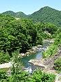 Toyohira River at Jozankei - Near Sapporo - Hokkaido - Japan - 01 (47992639787).jpg