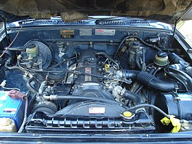 Toyota L Engine Wikipedia