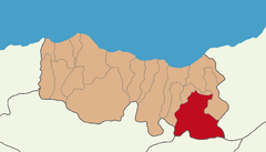 Trabzon location Çaykara.PNG