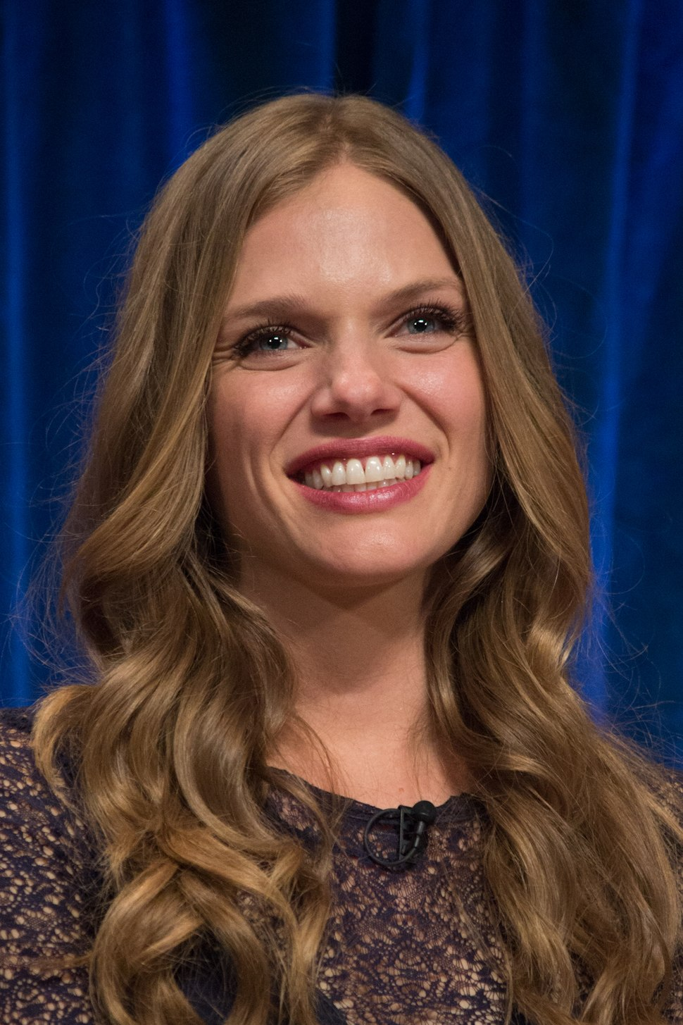 Tracy Spiridakos at PaleyFest 2013