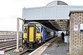 Train at Stranraer station - panoramio.jpg