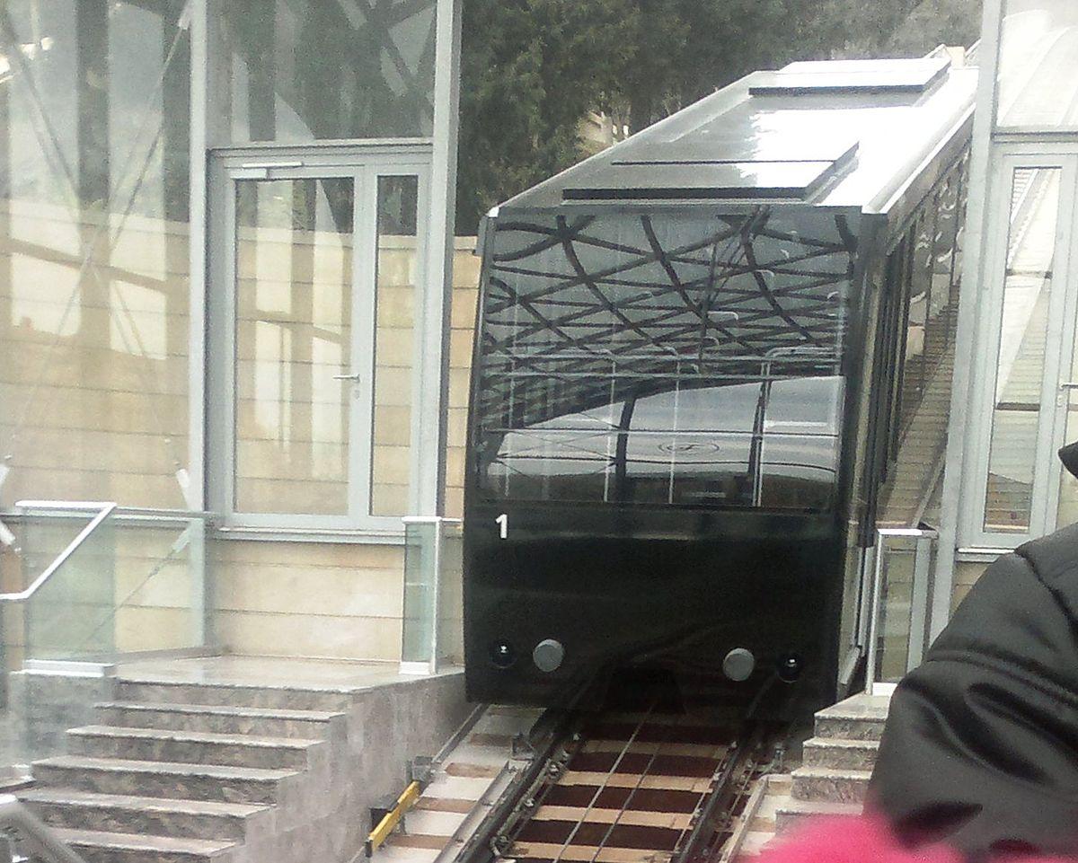 Train of Baku Funicular.jpg