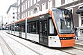 Tram 205 at Byparken.jpg