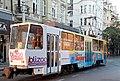 Tramway in Sofia in Alabin Street 2012 PD 056.jpg