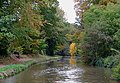 Trent and Mersey canal towards Colwich, Staffordshire - geograph.org.uk - 1556947.jpg