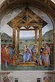 Trevi, Santuario di Madonna delle Lacrime - Cappella della Adorazione dei Magi 002.JPG