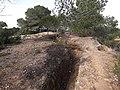 Trincheras en el Barranc Fondo (San Antonio de Benagéber y Paterna).jpg