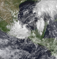 Tropical Depression Eleven 4 Oct 2147z.png