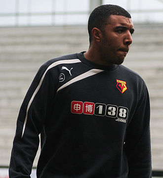 Watford F.C. Player of the Season - Troy Deeney won the award in consecutive seasons, in 2013–14 and 2014–15.