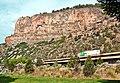 Truckin', I-70, Glenwood Canyon, CO 9-13 (17135327180).jpg