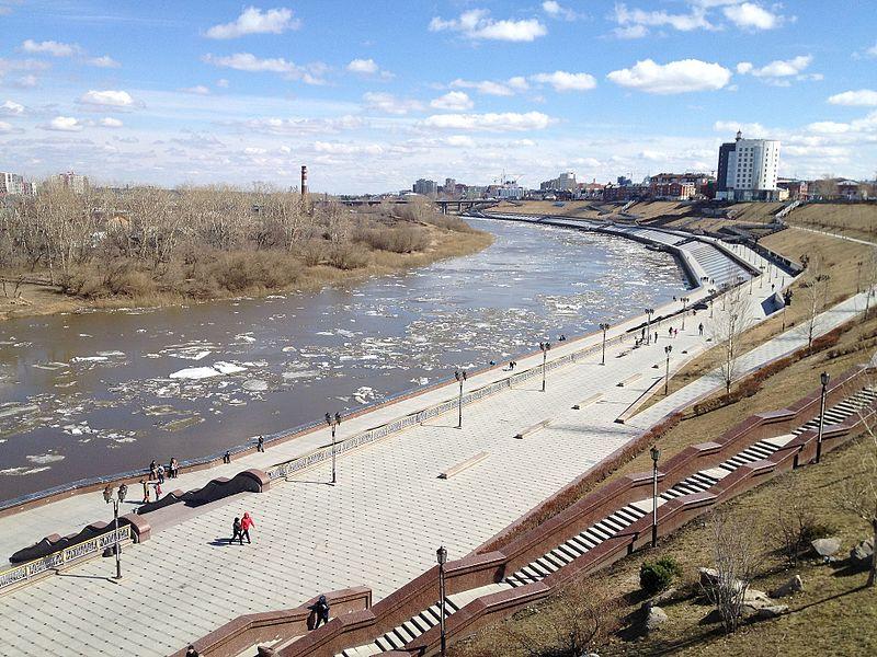 File:Tsentralnyy okrug, Tyumen', Tyumenskaya oblast', Russia - panoramio (3).jpg