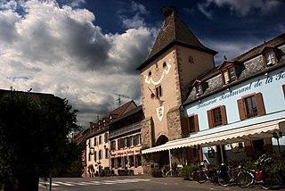 Turckheim Commune in Grand Est, France