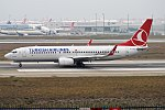 Turkish Airlines, TC-JGY, Boeing 737-8F2 (39954415571).jpg