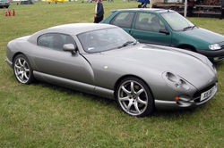 1998 TVR Cerbera Speed 6