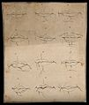 Twelve mouths. Drawing, c. 1793. Wellcome V0009260.jpg