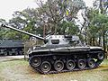 Type 64 Display at Tanks Park, Armor School Side View 20130302.jpg