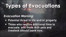 File: Tipi di evacuazioni dalla California OES.ogv