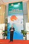 U.S. Ambassador David Shear opens safe medicine exhibition in Hanoi (6639677889).jpg