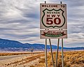 U.S. Route 50 - Welcome to Nevada (37732981515).jpg