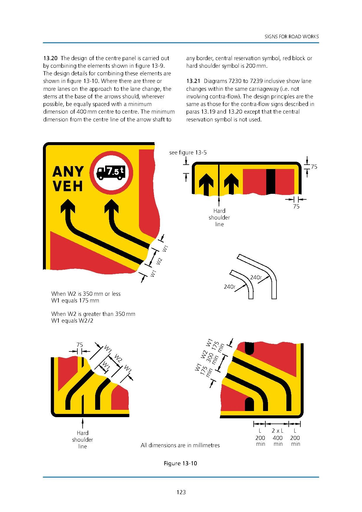 caltrans traffic manual chapter 7