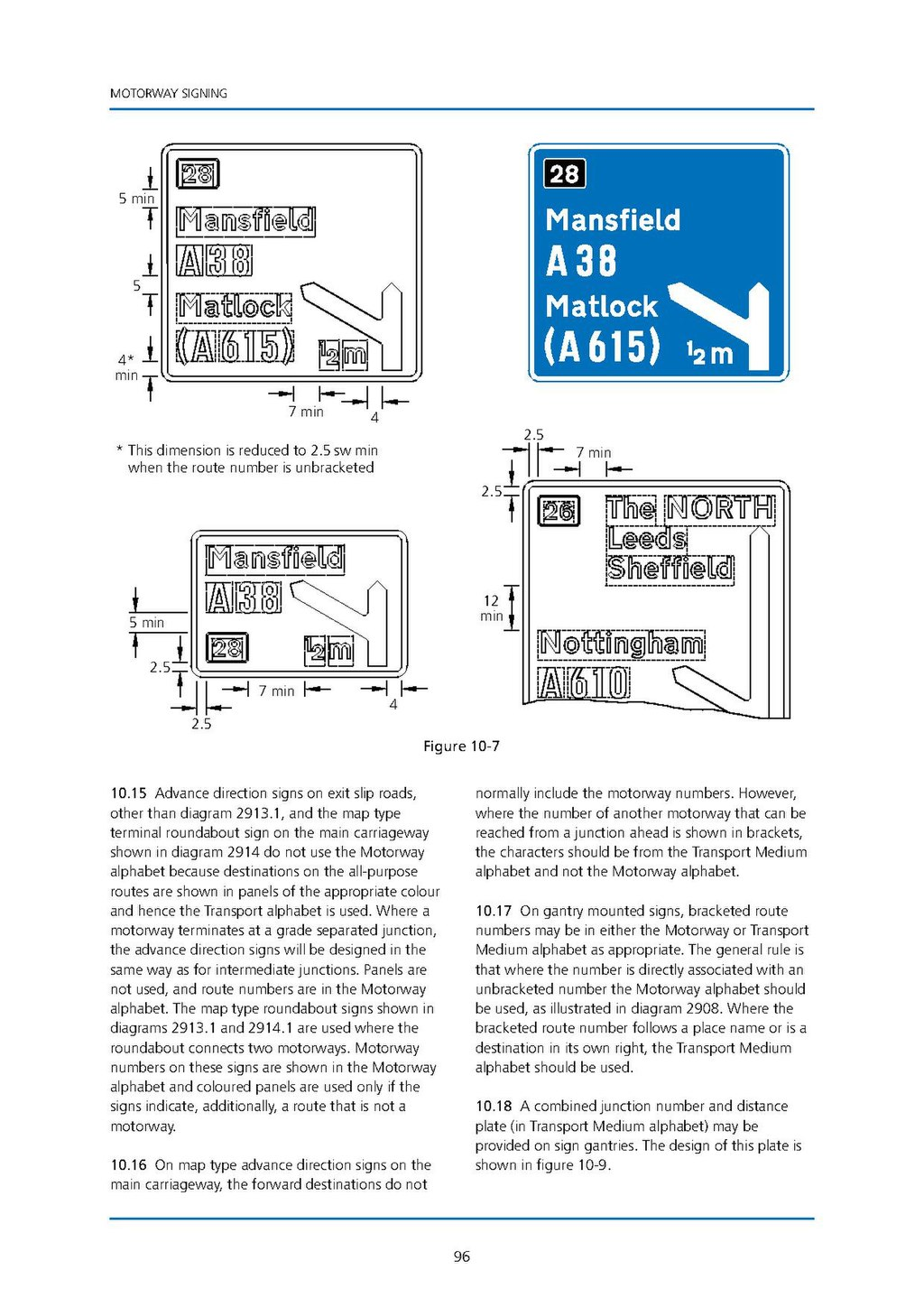 Pageuk traffic signs manual chapter 7 the design of traffic pageuk traffic signs manual chapter 7 the design of traffic signs 2013pdf97 wikisource the free online library ccuart Images
