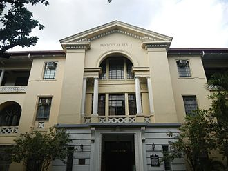 University of the Philippines College of Law - Malcolm Hall