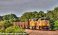UP 8445 Leads SB Coal Drag Olathe, KS 8-20-17 (35958897913).jpg