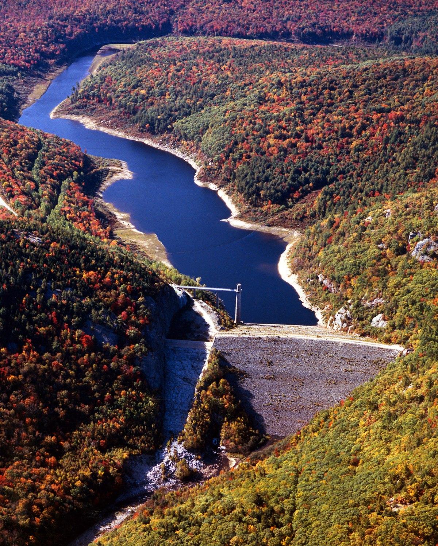 Ball Mountain Lake (Jamaica, Vt.), New England District, U ...